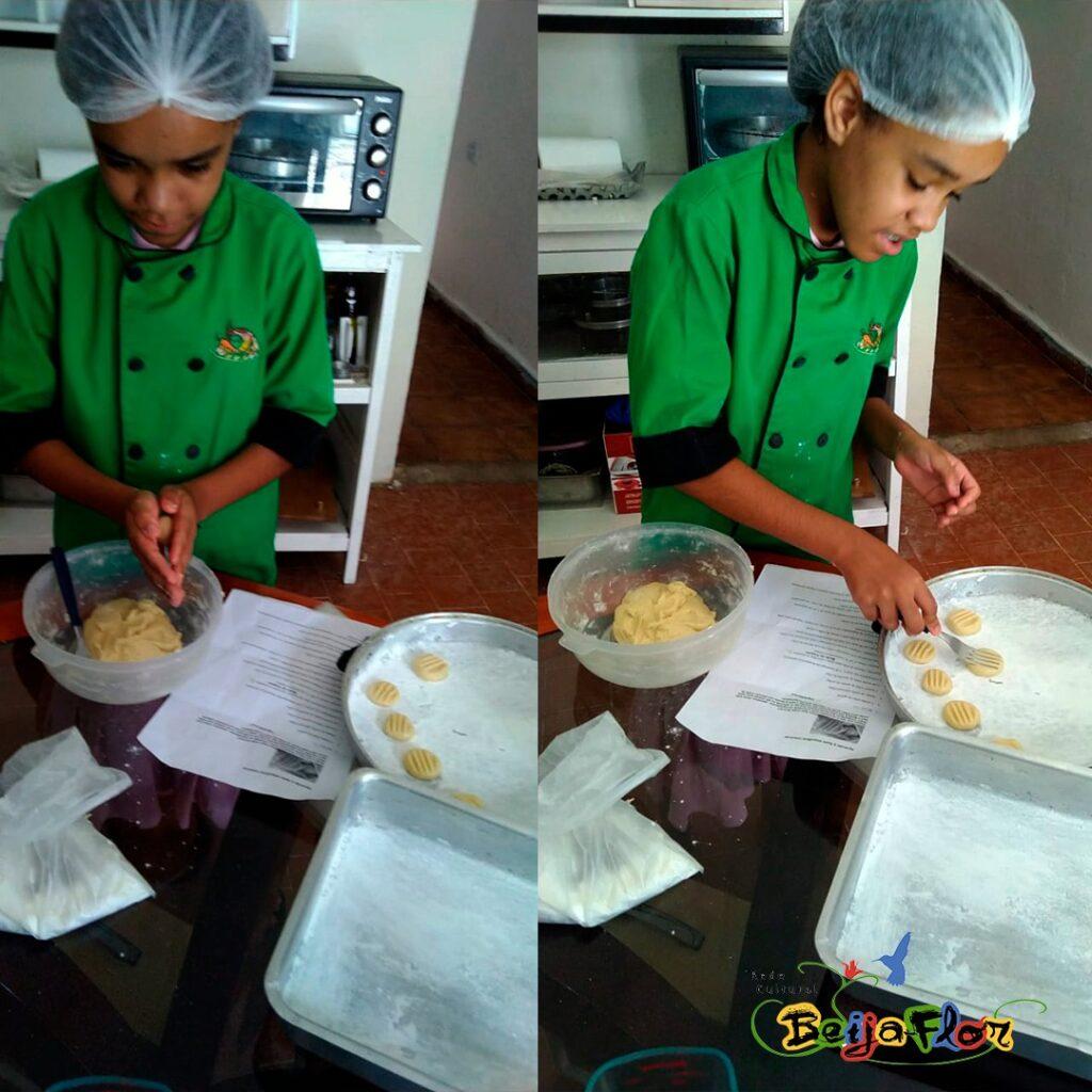 """Nutri-Ação RCBF """"Biscoito a base de manteiga"""""""
