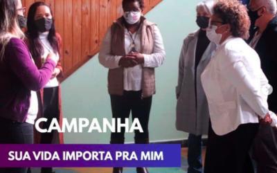 """RCBF é parceira da prefeitura de Diadema  na campanha """"Sua Fome me Incomoda"""""""