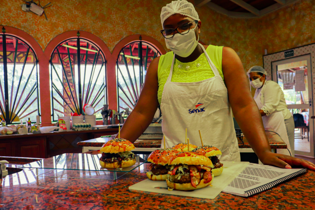RCBF Hamburger artesanal